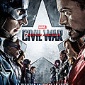 Captain america - civil war (scission chez les avengers)