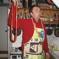 Arnaud et la saucisse de Danche
