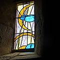 Des vitraux pour l'eglise
