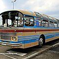 Le saviem type s-53m excursion de 1970 (rencard de haguenau aout 2011)