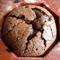 Coeur fondant au chocolat