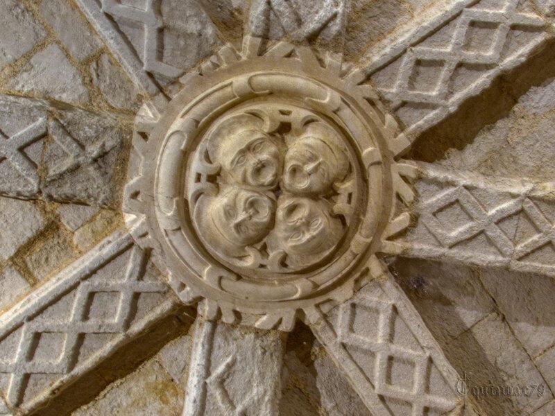 Notice Historique sur le château Renaissance de Coulonges sur l'Autize du Bas- Poitou (4)