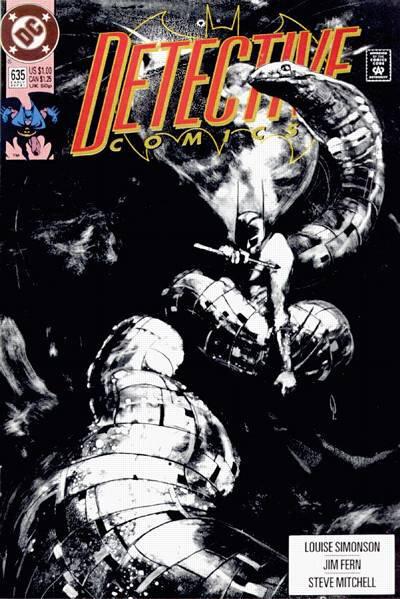 detective comics 0635
