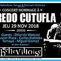 Concert hommage à alfredo cutufla ambassadeur de
