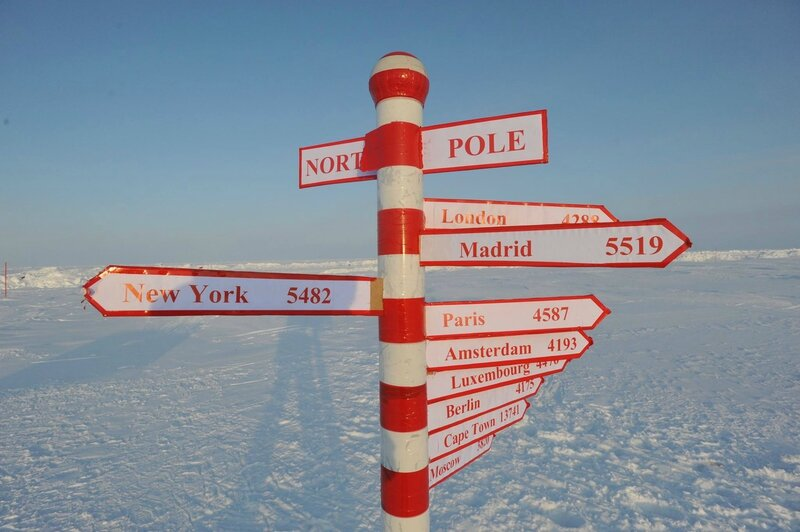 north-pole