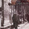 Chocolat noir à venir