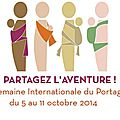 Le 11 octobre : flash mob des bebes portes