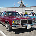 FORD Ltd 4door Sedan 1979 Sinsheim (1)