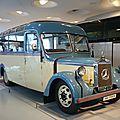 Mercedes benz o 2600 allwetter reiseomnibus 1940