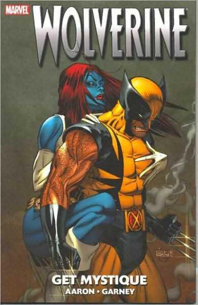 wolverine get mystique TPB