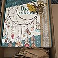 Inkybox de novembre : dreamcatcher