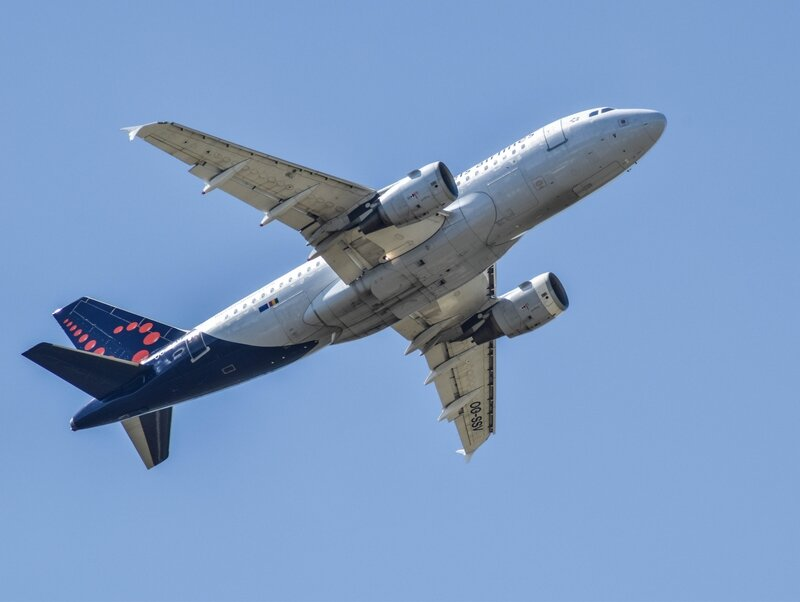 Airbus A319 de Brussels Airlines