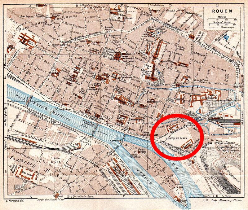 Rouen Plan L