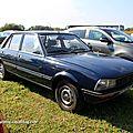 Peugeot 505 GL berline (30 ème Bourse d'échanges de Lipsheim) 01