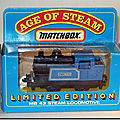 Matchbox superfast 0-4-0 steam loco ...