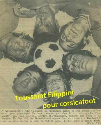 004 1062 - BLOG - Filippini Toussaint - Claude Papi - Equipe France