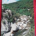 La Beaume - gorges