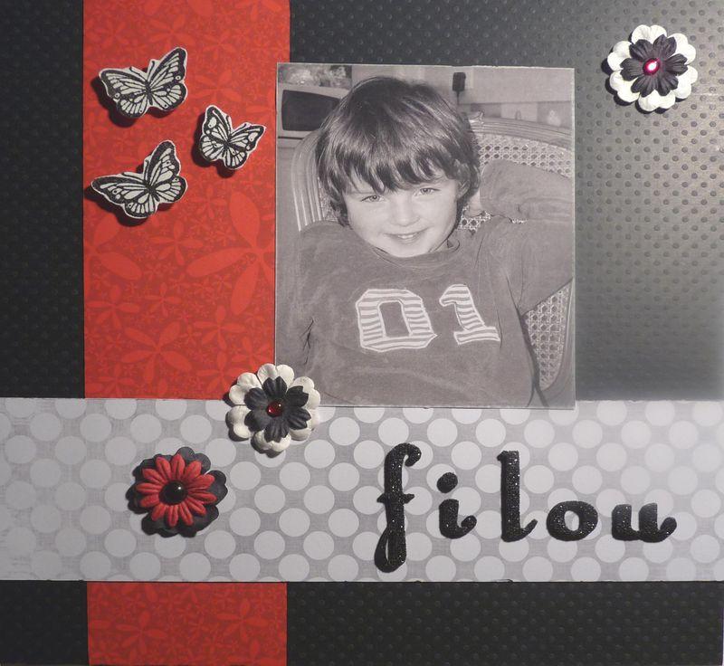 Tableau ethan pour florent noël 2010