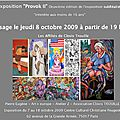 invitation Expo Provoc II