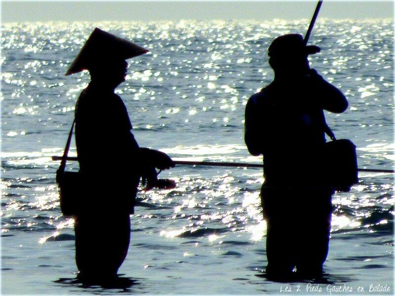 pêcheurs à jimbarran