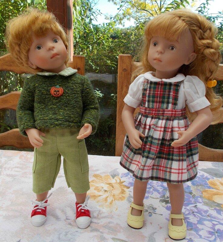 Eloïse et Clément
