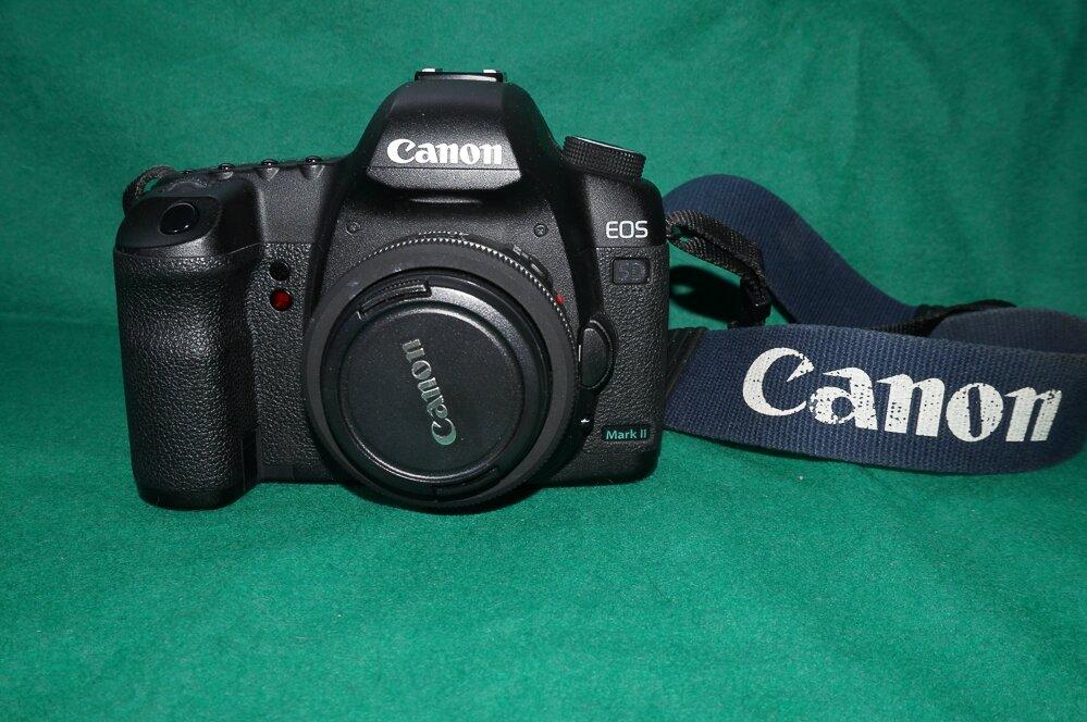 CANON 5D ii -
