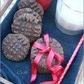 Cookies péruviens au chocolat & piment