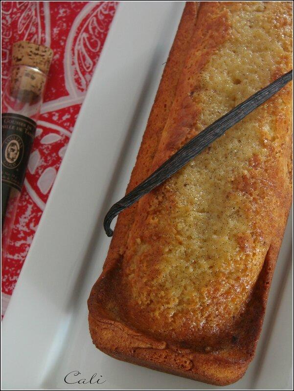 Cake Léger Triple Vanille 004