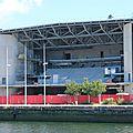Construction du centre des congrès et parc des expositions...