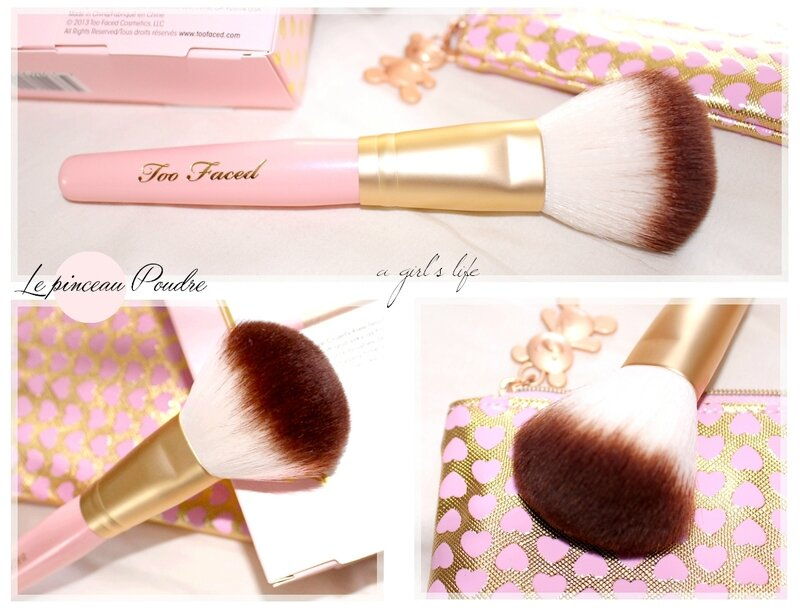 too faced pinceaux 5