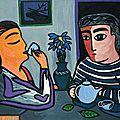 Blanchard 1988_Tea time