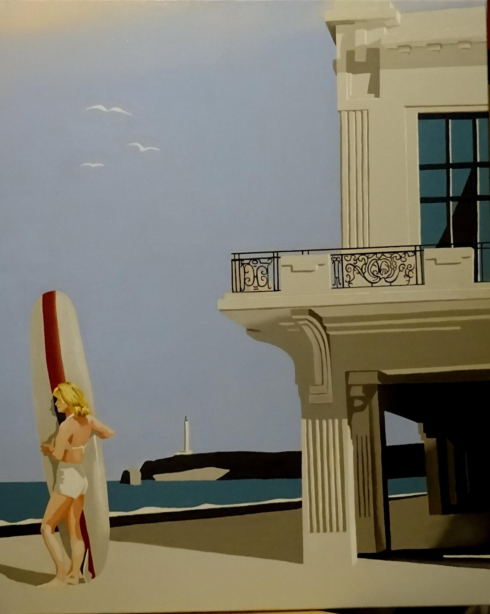 9 Biarritz, le casino