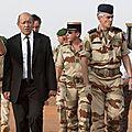 La france a decide d'occuper par la force le continent africain.