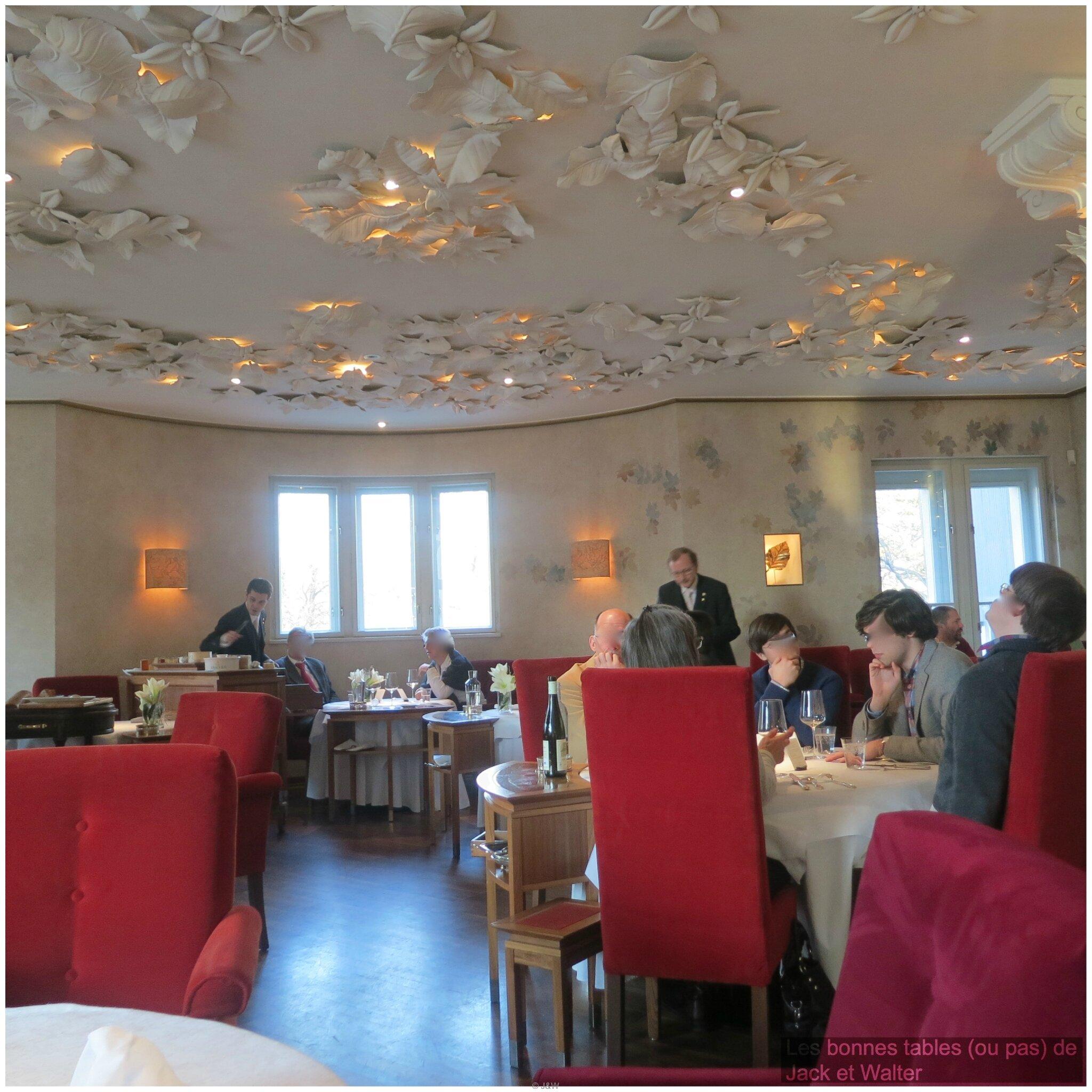 Steirereck im stadtpark vienne le onzi me meilleur - Restaurant vaise tout le monde a table ...