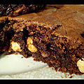 Brownie gourmand de trish deseine
