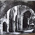 Jumièges - Ruines de l'abbaye Eglise St Pierre