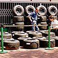 1992-Monaco-Bruno-chez Benetton