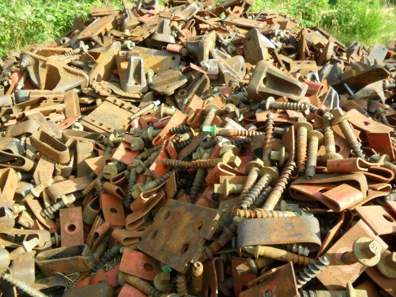 Ferraille à recycler !
