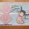 Happy Birthday pergamano - 02 b