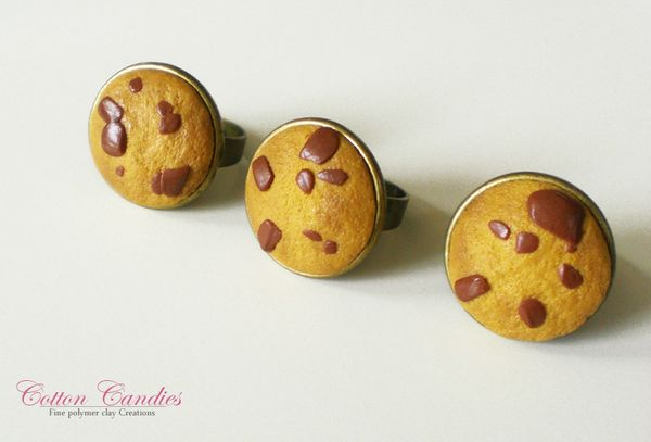 bague petit cookie 13