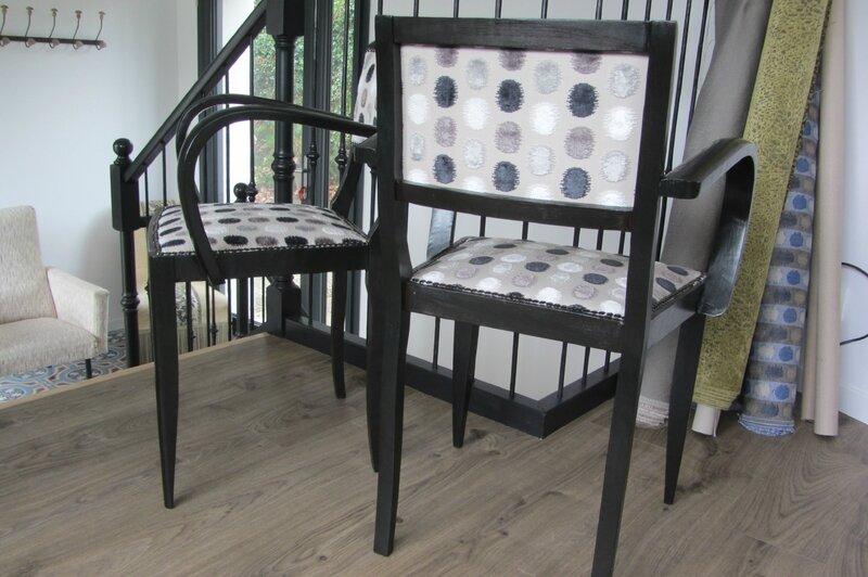 fauteuil bridge tapissier à Brest