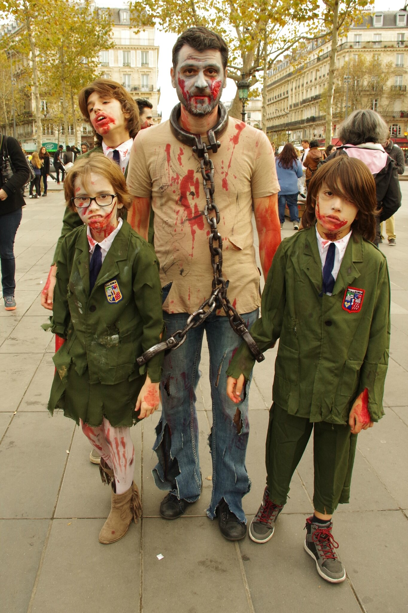 Zombie Walk Paris 2014 (117)