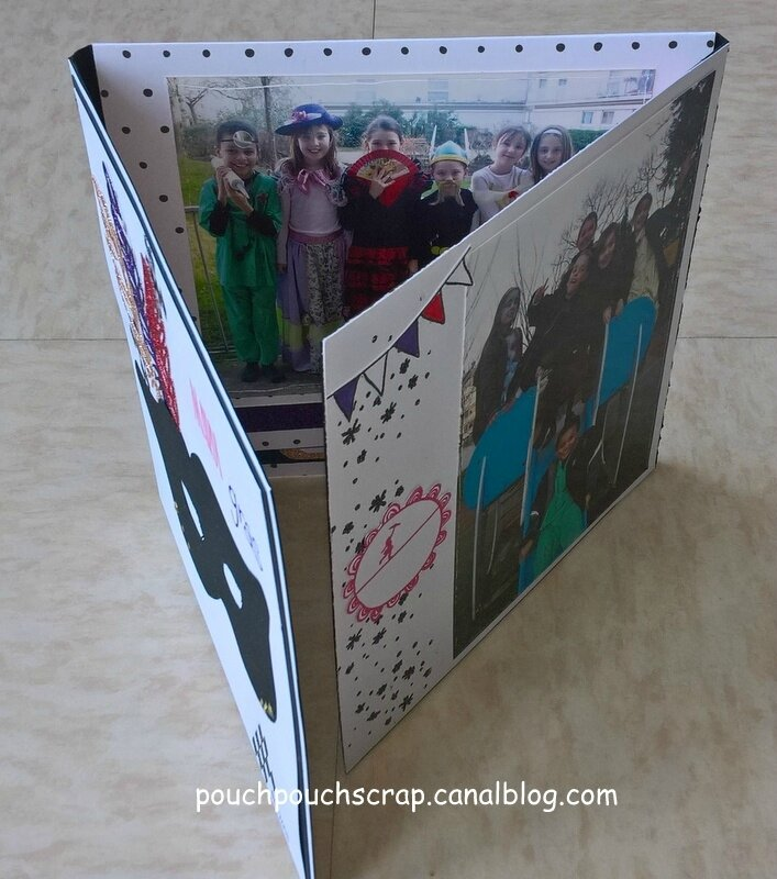 Mini Album Mardi Gras Fév (7)