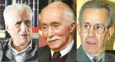 Déclaration de Ahmed Taleb-Ibrahimi, Ali-Yahia Abdennour et Rachid Benyellès