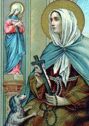Sainte Marguerite de Cortone