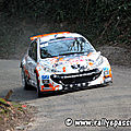2013 : Rallye de la Côte Fleurie