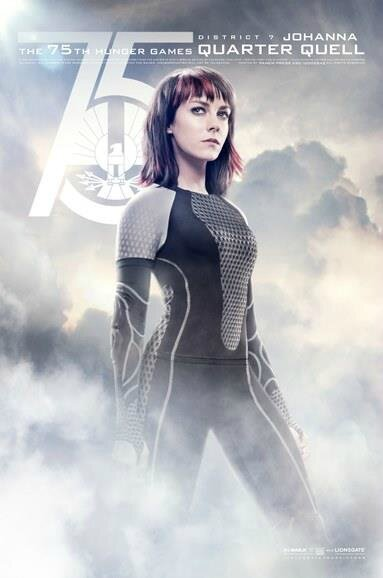 Catching Fire Johanna