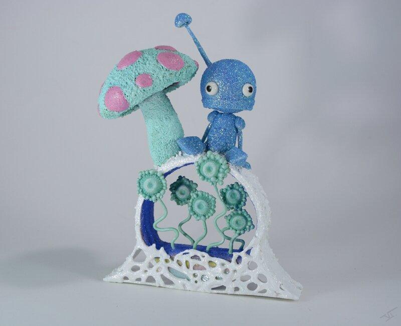 robot paillette1