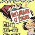 Les affiches de lets make it legal