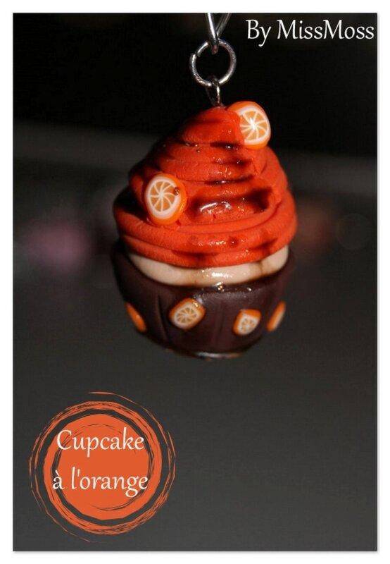 Cupcake orange1
